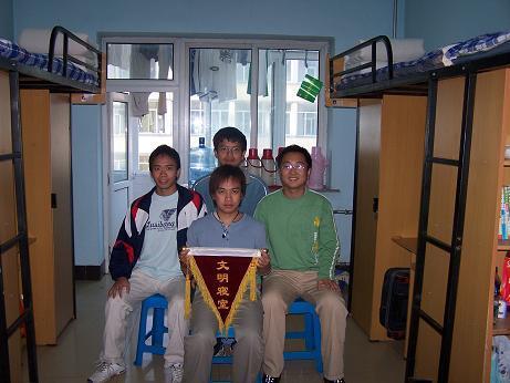 吉林农业科技学院学校宿舍图片