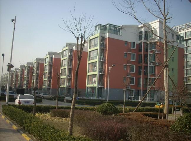北京财贸职业学院 涿州校区 环境 好吗 北京财贸图片