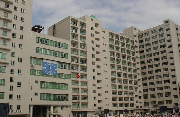 贵州商业高等专科学校校园环境