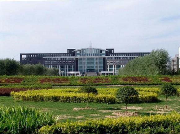 吕梁学院图片