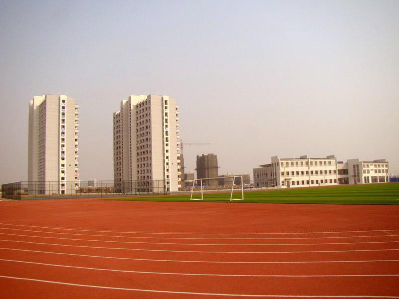 合肥幼儿师范高等专科学校操场