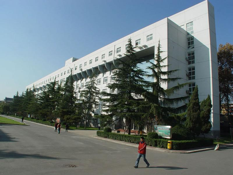 洛阳师范学院图片