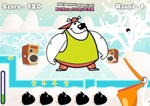 [1] 游戏类型:搞笑 游戏大小:327k 游戏简介 非常可爱的游戏,这只大熊