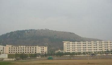 枣庄学院校园风光