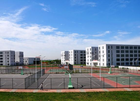 【校园指南】山东经贸职业学院建筑分布篇
