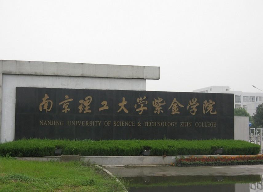 南京理工大学紫金学院