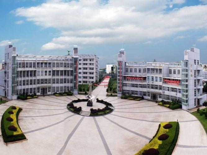 江西制造职业技术学院图片