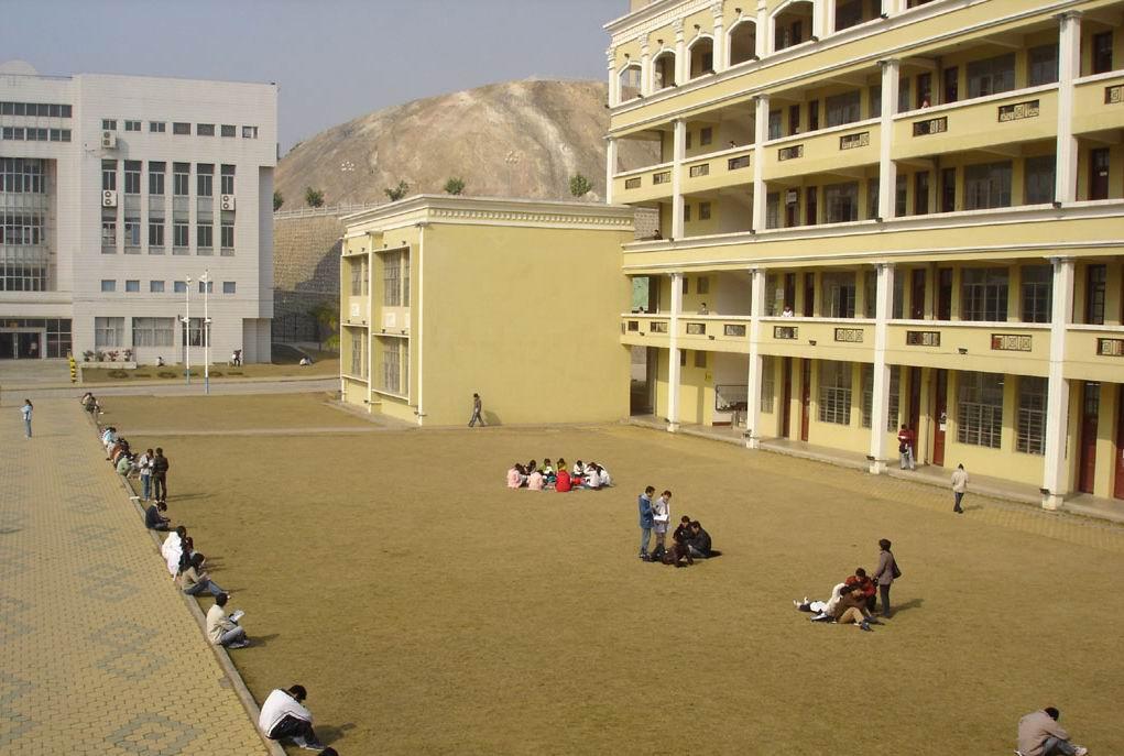 梧州学院图片