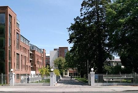 都柏林圣三一学院图片