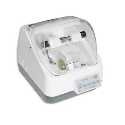 抛光机是用来抛去光学树脂片和玻璃片经磨