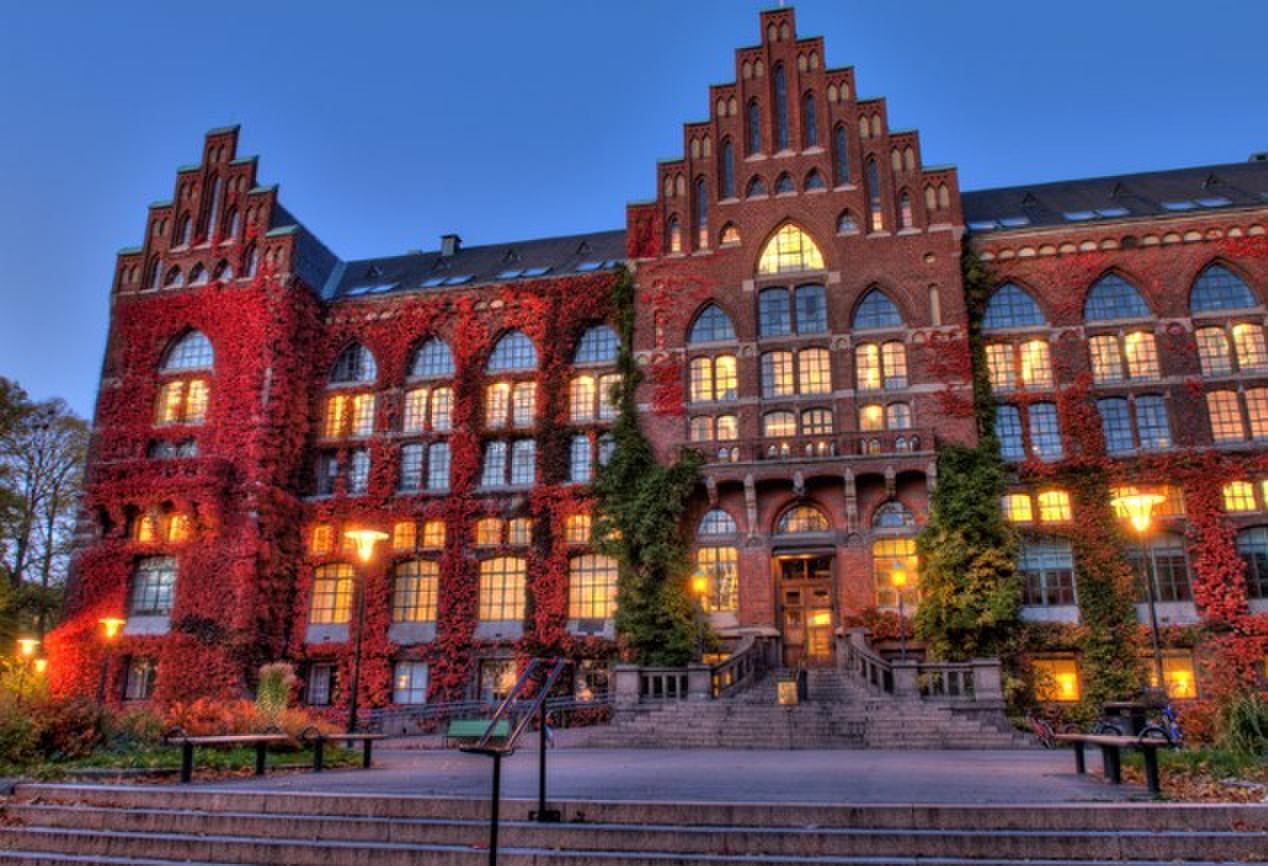奥胡斯大学:瑞典隆德大学
