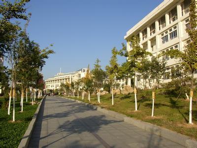 泰山职业技术学院风景