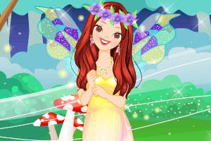 小游戏《童话里的公主》