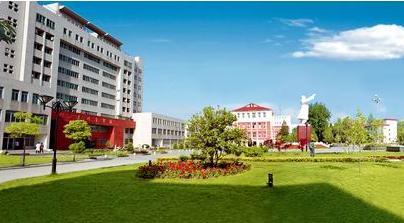 安徽医科大学校园风光