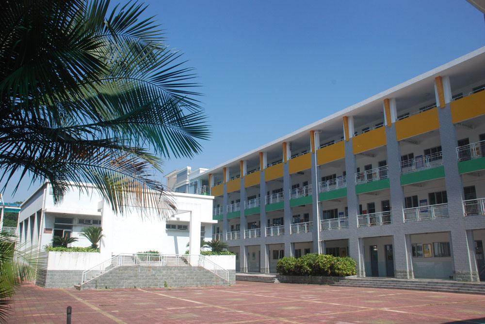 百色高中v高中实验学校北大珠海高级图片