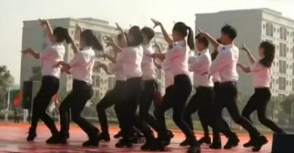 狐狸叫舞蹈视频下载_快步图片站;