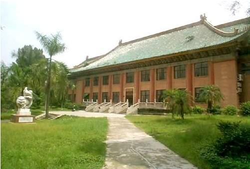 1979年华南理工大学建筑设计研究院成立,以一个系设计室的班底起步