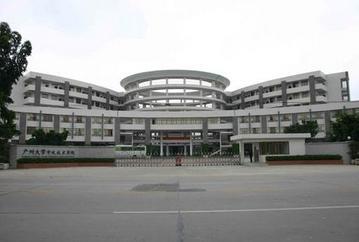 广州大学市政技术学院校园风光