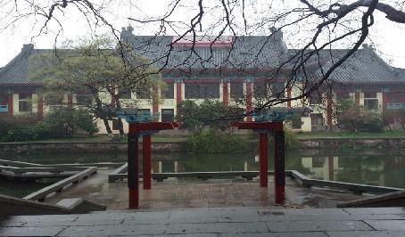 南京师范大学文学院校园风光