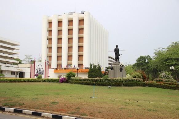 孔敬大学位于泰国高校名单中的前5名,是中国教育部向出国留学生推荐