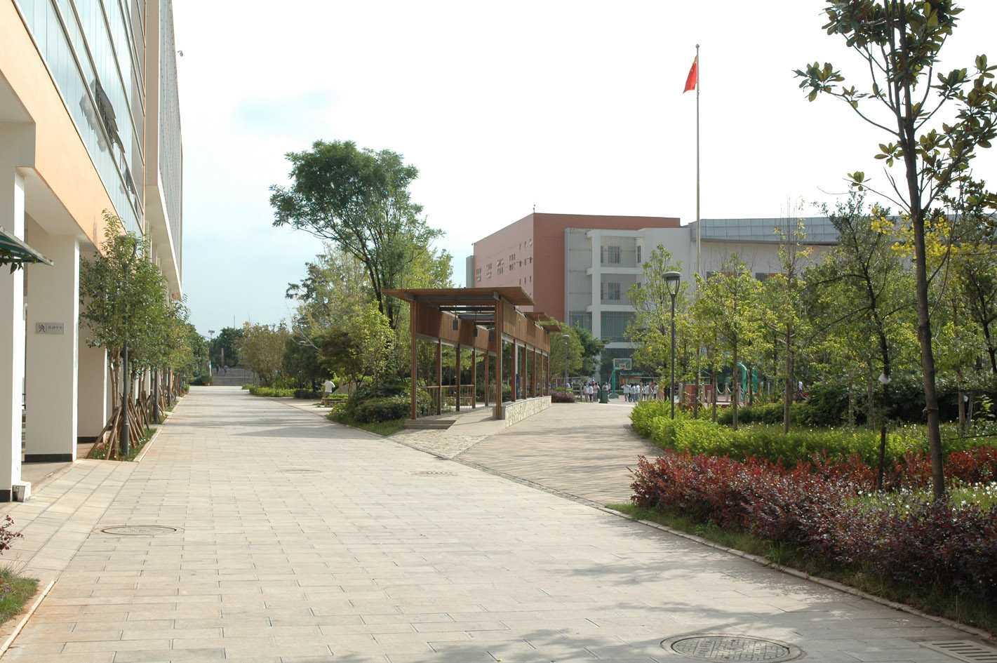 寿光圣都中学宿舍图片