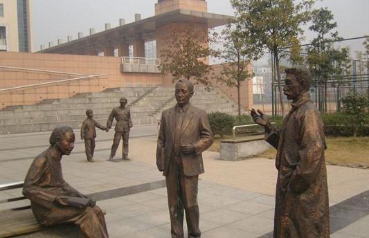 杭州江南实验学校校园风景