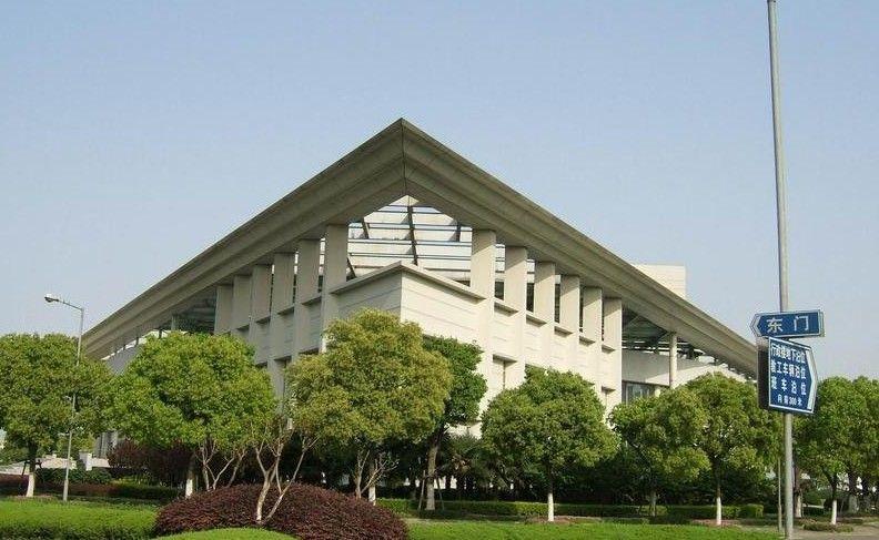 上海大学校园风景