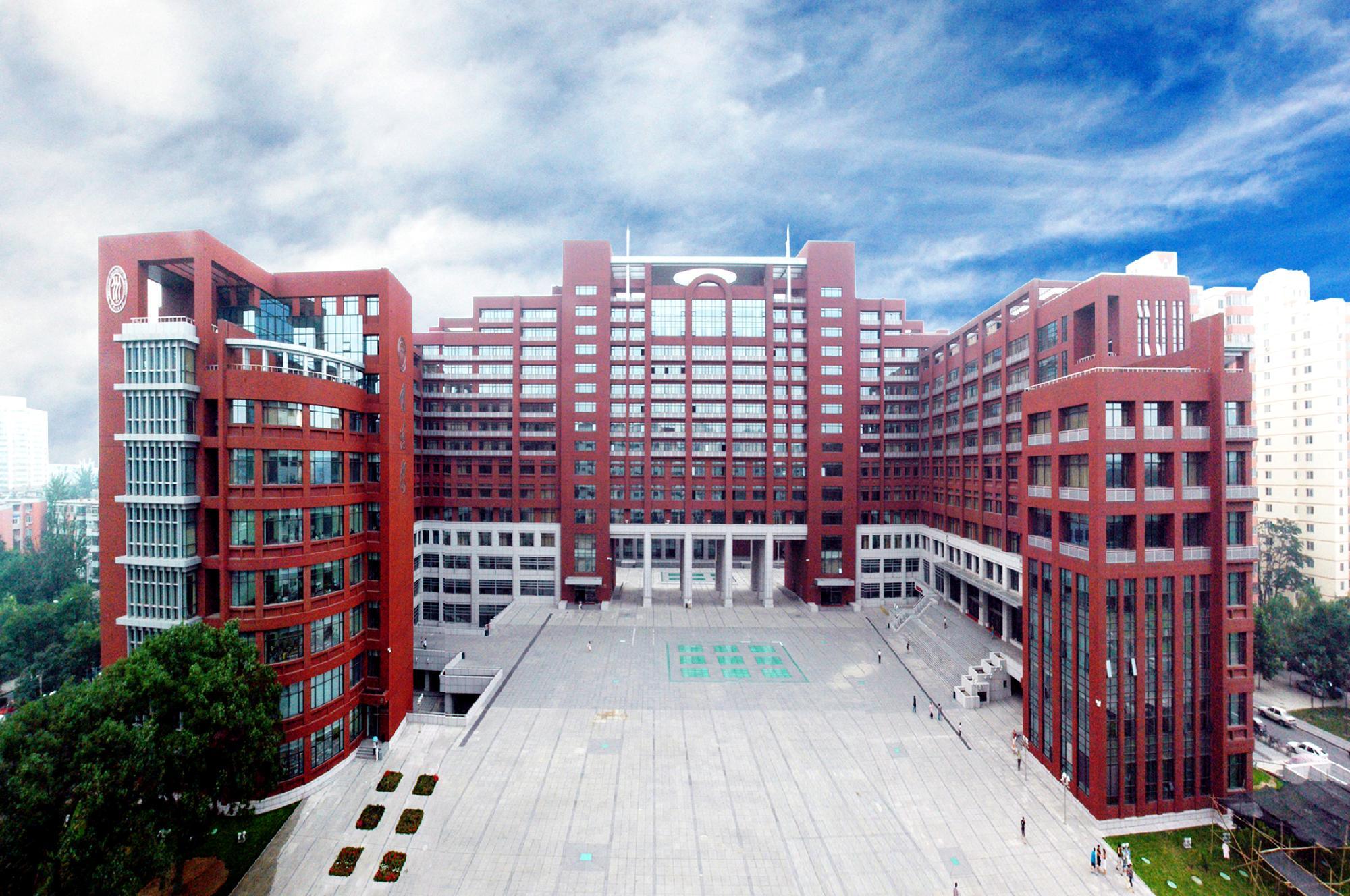 中国人民大学校园环境