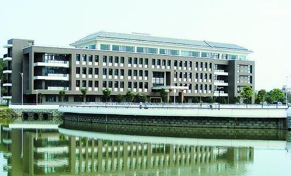 福建师范大学协和学院校园风景