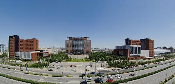北京工业大学校园环境-北京工业大学研究生院 搜狗百科图片