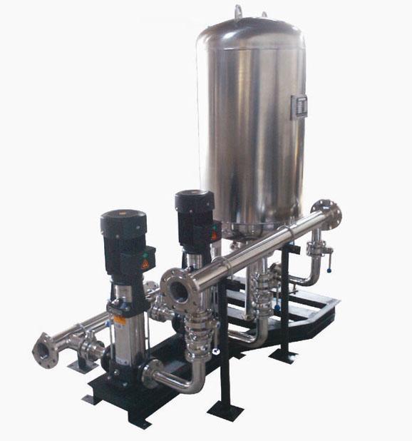 隔膜式气压自动供水设备由意大利阿库斯坦膨胀水罐图片