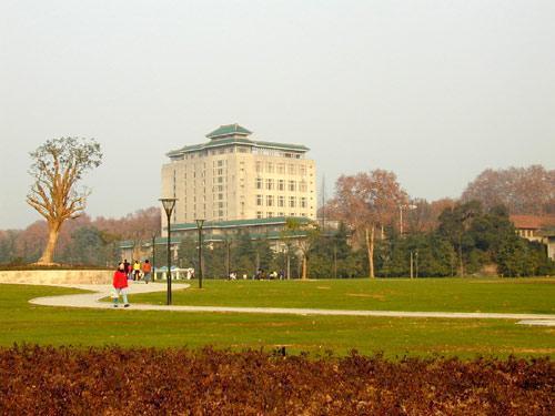 游.武汉——国立武汉大学
