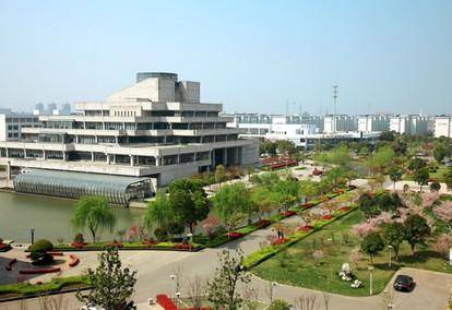 常熟理工学院校园风景