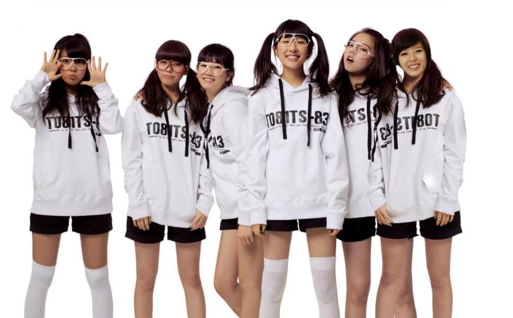 wonder girls出席韩国游戏颁奖典礼
