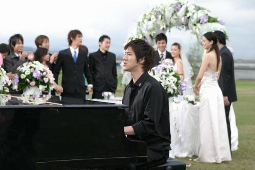 《forever love》是王力宏献给已订婚的前女友白