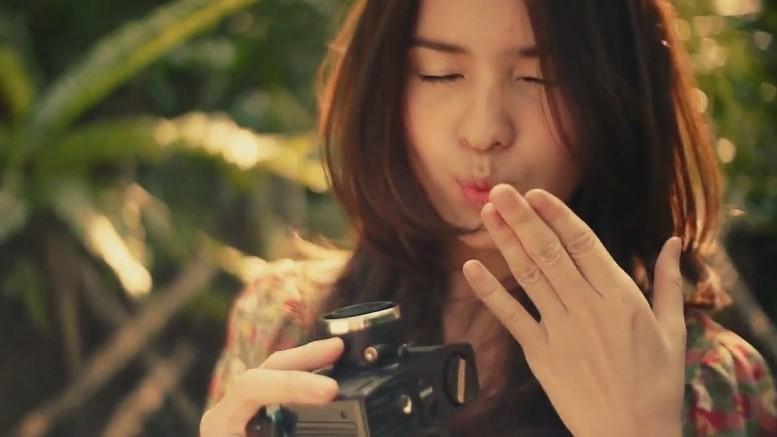 李海娜mike公开接吻 泰国mike李海娜