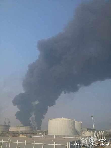 青岛化工厂爆炸事故是指 2010年3月26日14点40左右,青岛海怡
