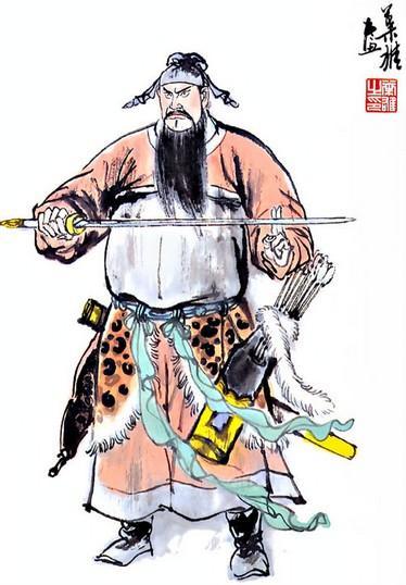 朱仝(小说《水浒传》人物)