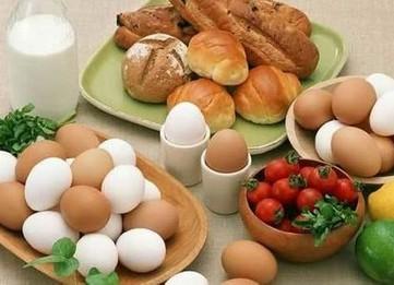 含蛋白质多的食物包括: 动物蛋白 1.