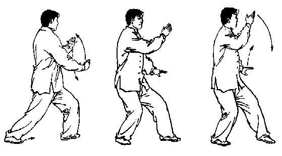 24式简化太极拳