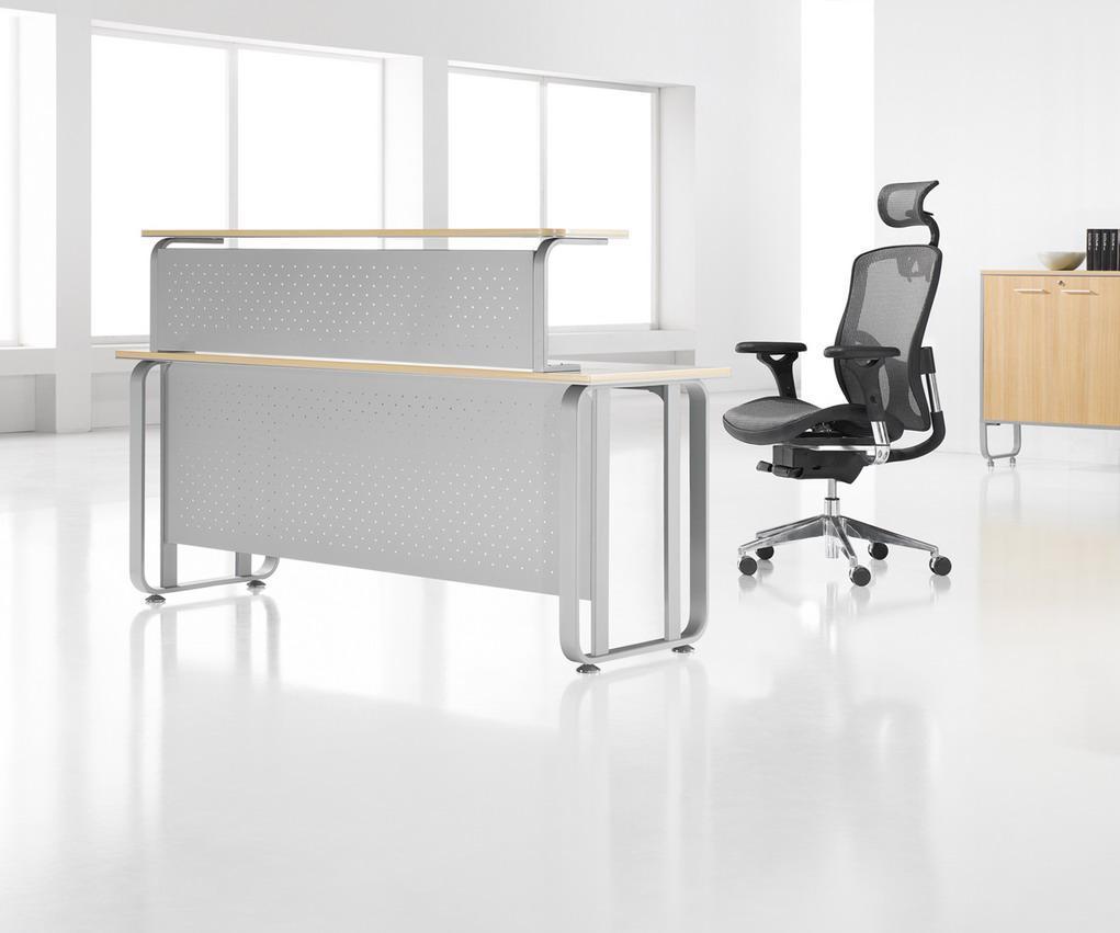板式办公家具图片
