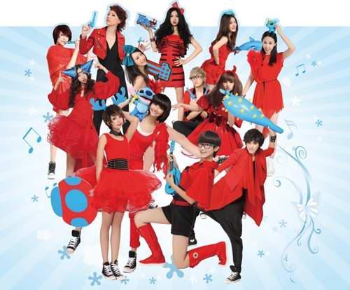 2011年快女12强_2011快乐女声-