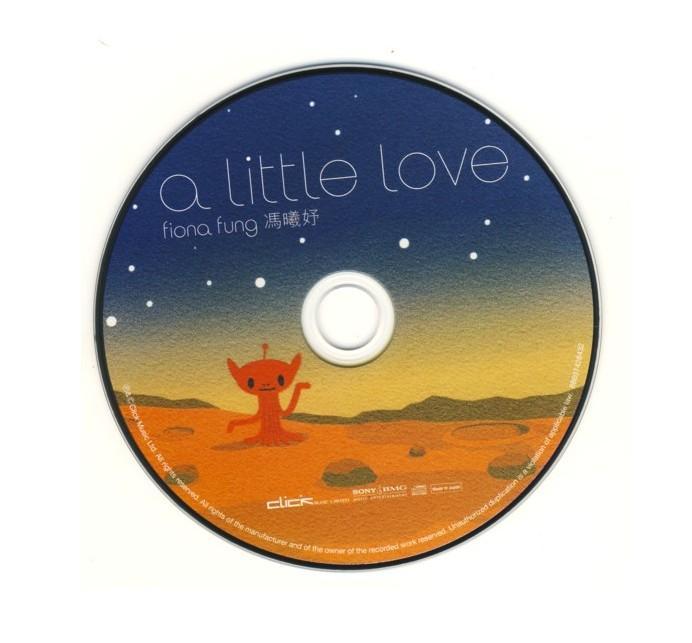 A little love,钢琴谱 冯曦妤 五线谱 钢琴曲 指法 弹吧 蛐蛐钢琴网
