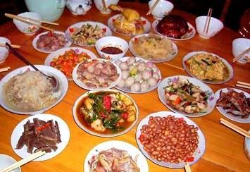 年夜饭菜谱