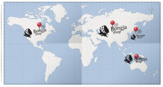 为发展成为全球化时装企业而努力奋斗.