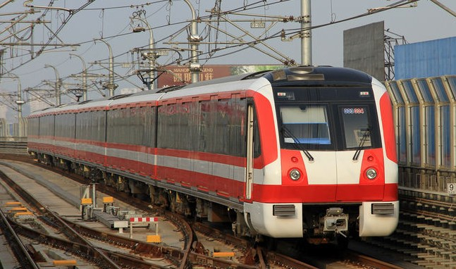 南京地鐵圖片