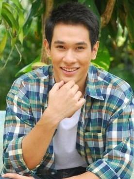 泰国当红人气男星