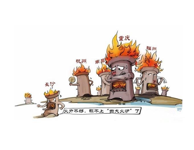 四大火炉相关漫画图片