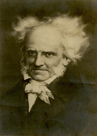 亚瑟·叔本华的肖像   死亡   叔本华的这种决定论受到了...