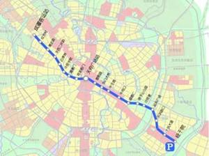 成都地铁2号线